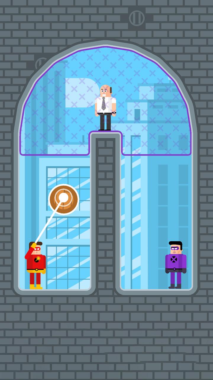 超级英雄联盟游戏截图